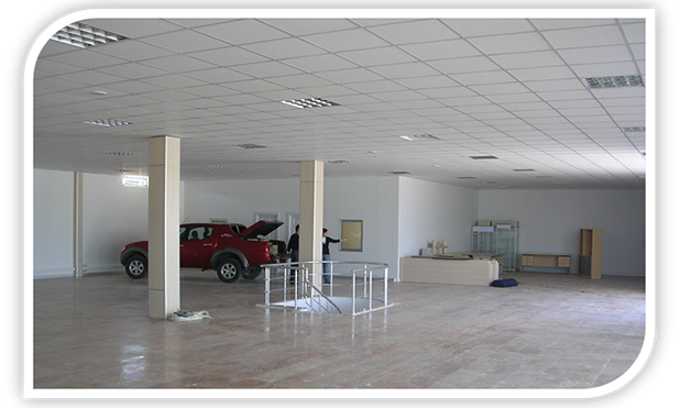 SERVİS-SHOWROOM
